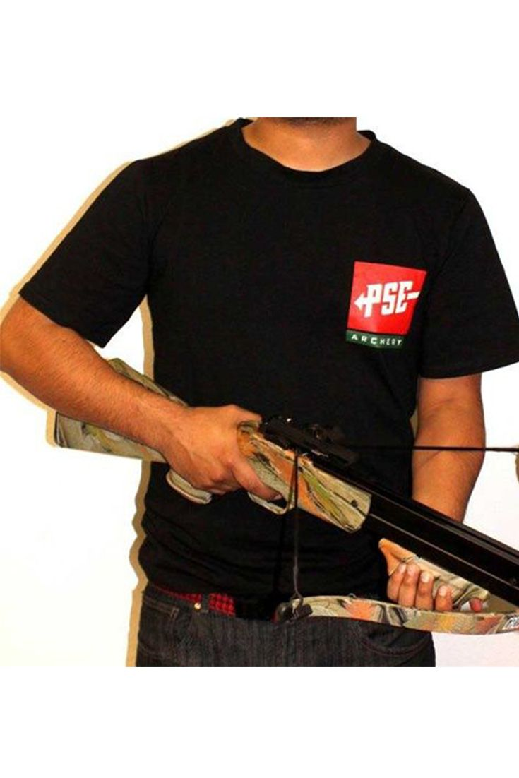 4.99 |  PSE Store Logo T-Shirt #pse #archery #shirt #hunting #bowhunting #gear #TCBS #CABAM