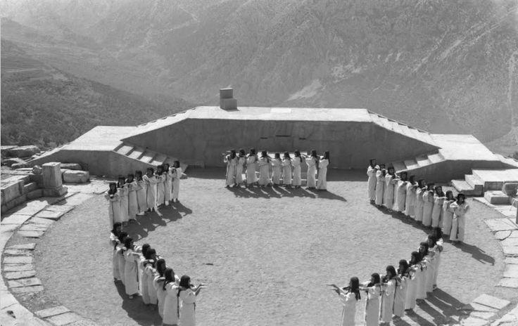 The Delphi Festival   Suppliants   Nelly's, 1930s