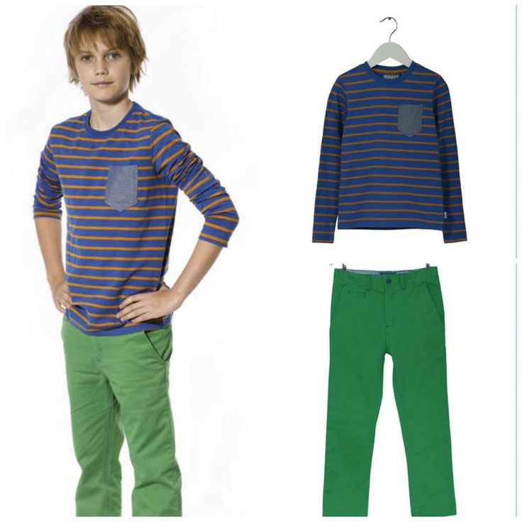 A cool casualwear look for the boys:  T-shirt: Palmer  Jeans: Nevada  You can find the outfit on our webshop here:  http://www.ticket2heaven.com/children%27s-clothing/products/sets/smart-set-with-jeans-and-t-shirt-for-boys/141_saet_jeans_tshirt_dreng2.html#http%3A%2F%2Fwww.ticket2heaven.com%2Fsearch=undefined&start=12&q=sets&sz=12