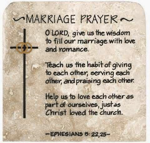 My Strength: Ephesians 5:21-33 - Marriage