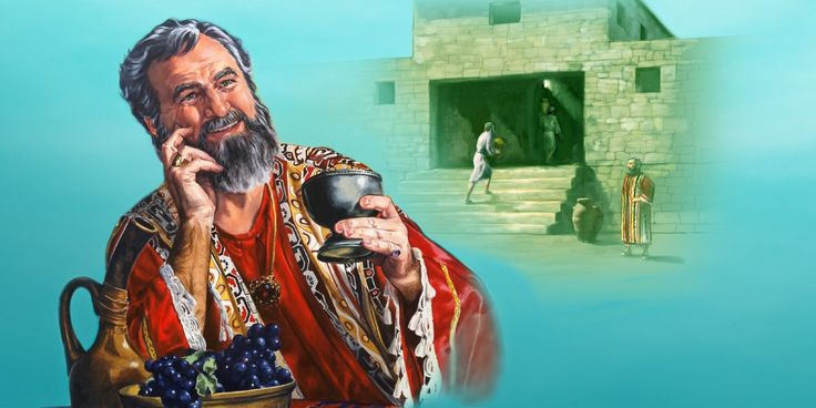 We learn the dangers of seeking wealth from Jesus' illustration of a rich man who built bigger storehouses.