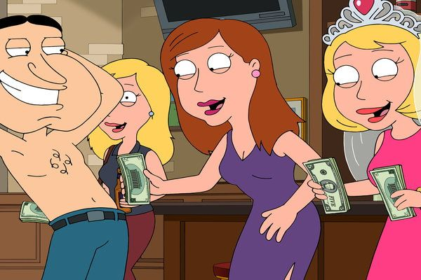Watch American Gigg-olo - Family Guy Online | Stream on Hulu