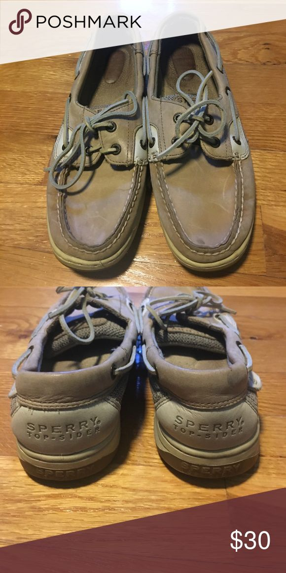 SALE Sperry top-siders Lightly worn Sperry top siders Sperry Top-Sider Shoes Flats & Loafers
