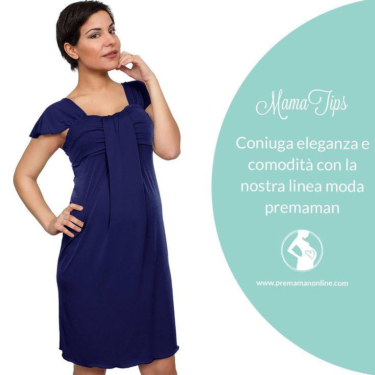 #MamaTips Non rinunciare alla moda! Essere trendy in gravidanza si può con la nostra linea di abbigliamento premaman comoda ed elegante! #ModaPremaman