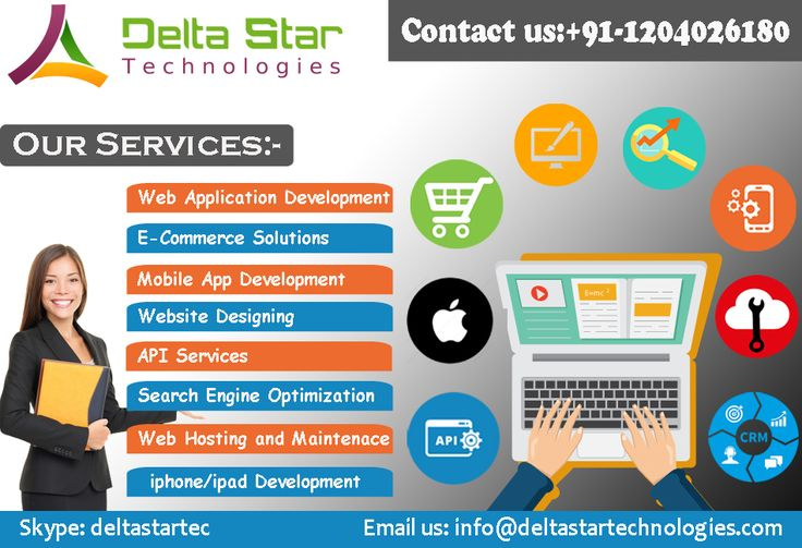 Delta Star Technologies is one of the best Indian web designing company head quarter in New Delhi, India. Our company is Having known for delivering concept based web designing services effectively, we also ensure creativity in every design.