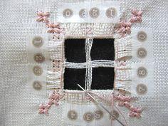 mirella arroyo | Punto Cordoncino / Stitch Coperto