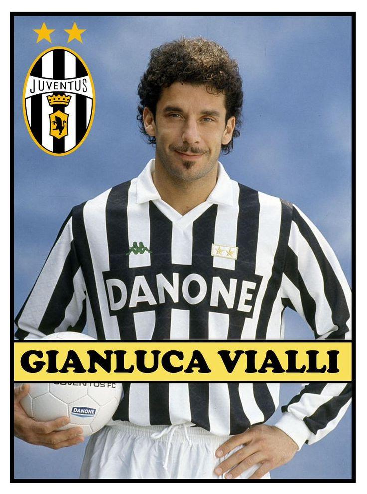 Simply Gianluca VIALLI from Juventus