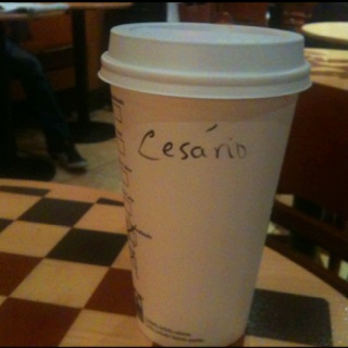 Cesário Verde: Starbucks