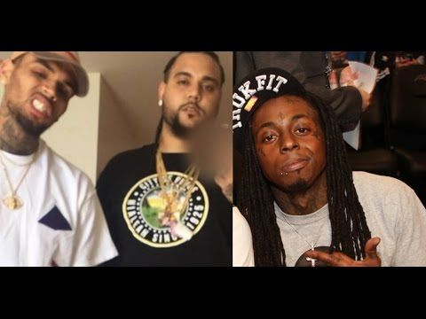 Lil Wayne and Chris Brown Investigated by Feds for Association with Drug...
