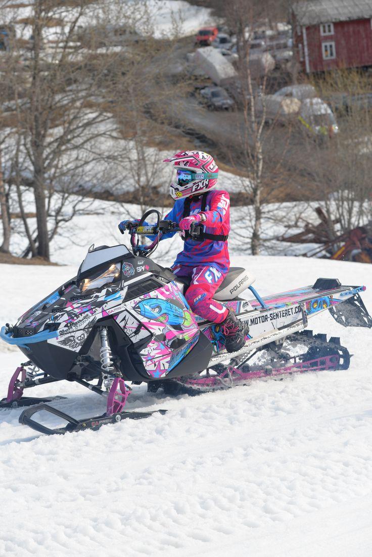 FXR Racing - Maria Sandberg