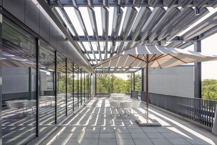Image 8 of 25 from gallery of Center for Systems Biology Dresden / Heikkinen-Komonen Architects. Photograph by Jussi Tiainen