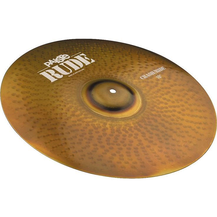 Paiste Rude Crash Ride Cymbal  16 in.