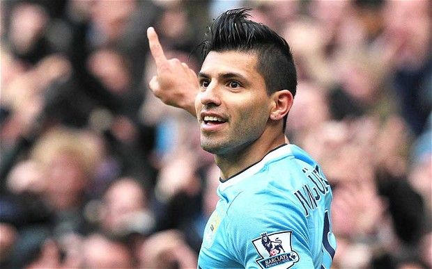 #9 Sergio Aguero - $25.3 millilon.  Sergio Leonel Aguero Del Castillo plays for Manchester City in the British Premier League. He is an integral part of the team with the club signing him on with an extension all the way until the 2017 football season. His endorsement deal with Puma saw to it that he was 2011's highest paid footballer. Lately his sponsorships come from Pepsi, Puma and Gillette.