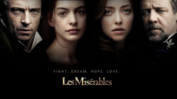 Les Misérables Full Movie 2013 - Hugh Jackman, Russell Crowe, Anne Hatha...