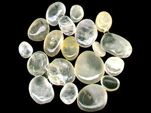 Cape May Diamonds find them on the local beaches, Quartz pebbles polished by nature!