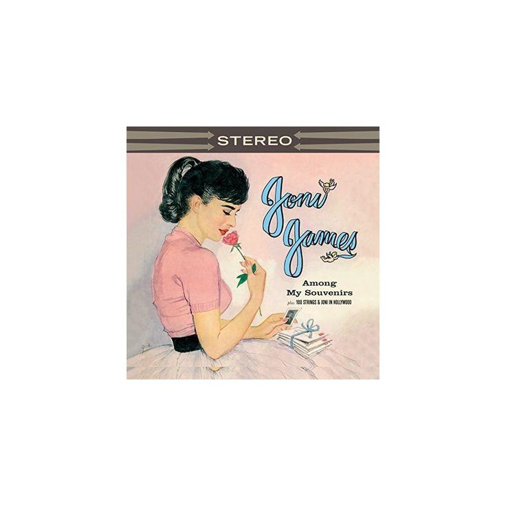 Joni James - Among My Souvenirs / 100 Strings & Joni in (CD)