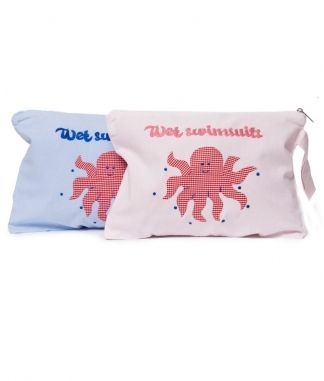 NanaHuchy - Wet Swim Suit Bags- Octopus
