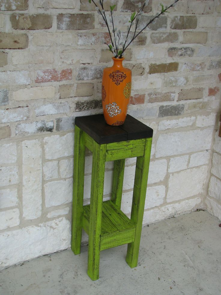 Small Accent Table End Table Side Table by RusticExquisiteDsgn, $85.00