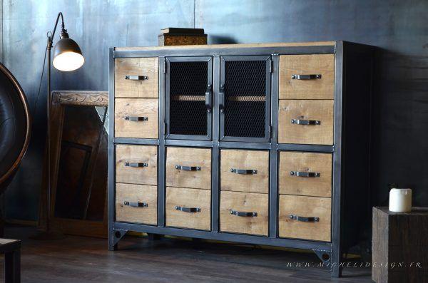 30 Best Notre Selection Style Industriel Osez L Artisanat Images On