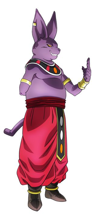 Champa, god of destruction of the universe 6
