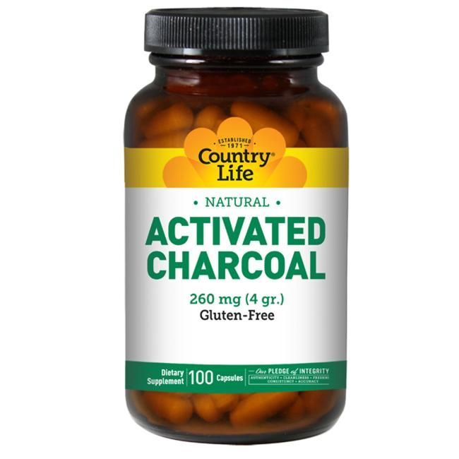 activated charcoal 520 mg 100 capsules at the vitamin shoppe - 650×650