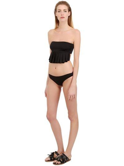 Bikini tan line video tube