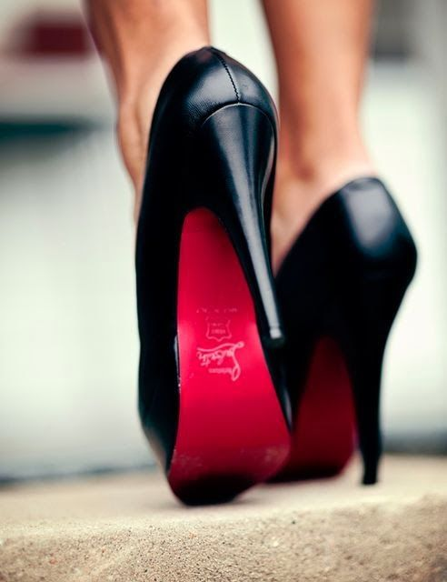 RED BOTTOM SHOES: Choosing Perfection: louis vuitton red bottom ...
