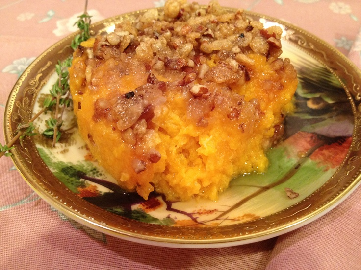 Tips for Preparing Butternut Squash - Step-by-step instructions on how to pare and cut up butternut squash for recipes.