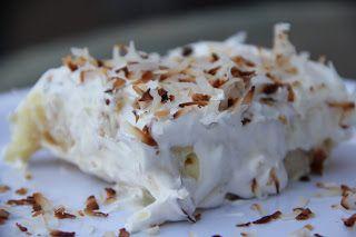 Coconut Pie Bars