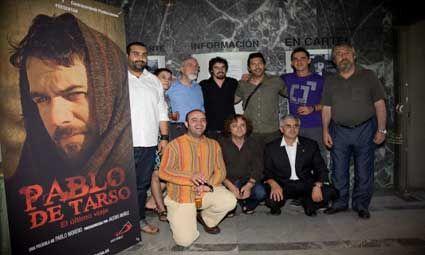 """Presentación de """"Pablo de Tarso, el último viaje"""". Universidad San Pablo CEU. Noviembre 2009."""