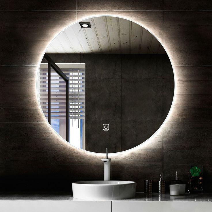 Badkamerspiegel Met Lamp