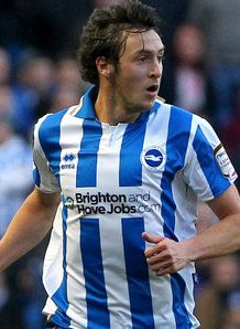 Will Buckley - Brighton & Hove Albion