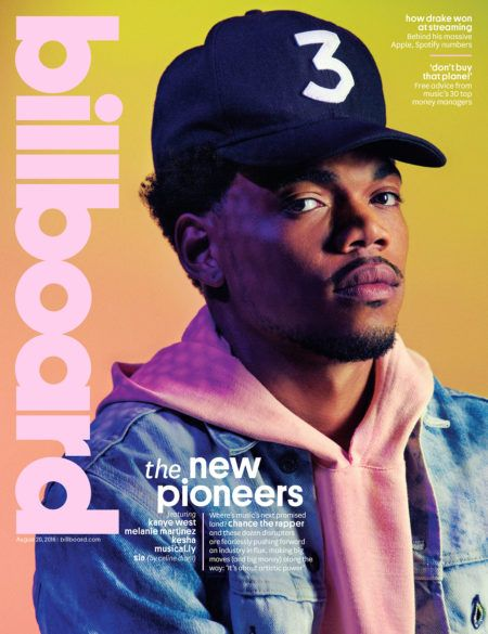 Chance The Rapper Covers Billboard