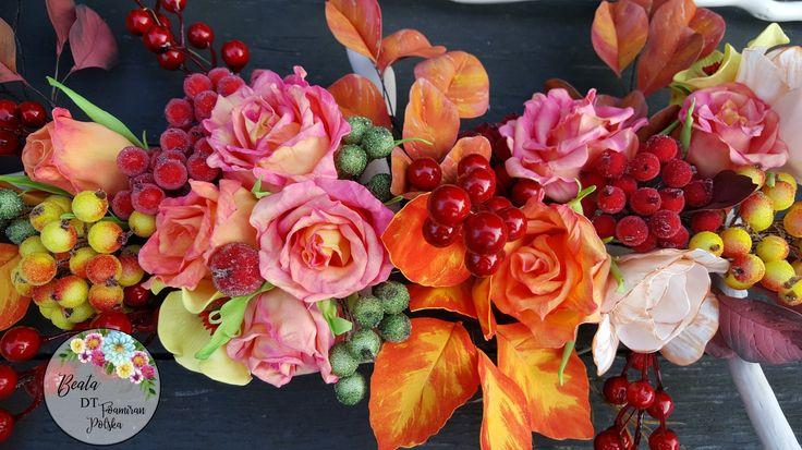 Foamiran flowers,kwiatu z foamiranu  Dekoracje z foamiranu