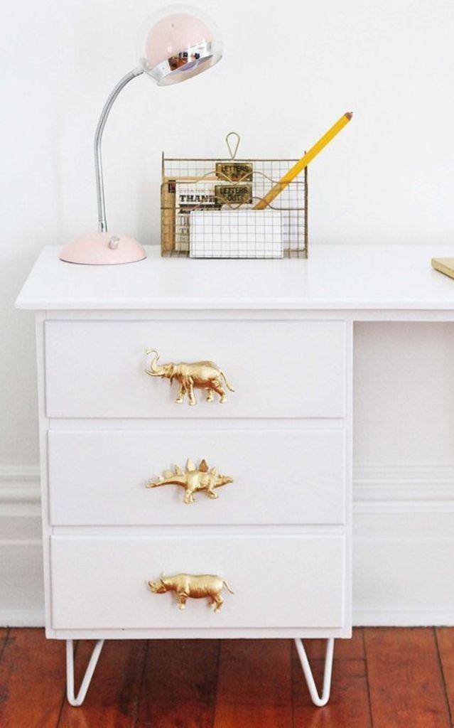 Zebra Trash - Clara Campelo: #DIY Faça você mesmo: Puxadores de gaveta!
