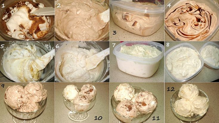 17 best images about step by step on pinterest bubble for How to make delicious ice cream at home