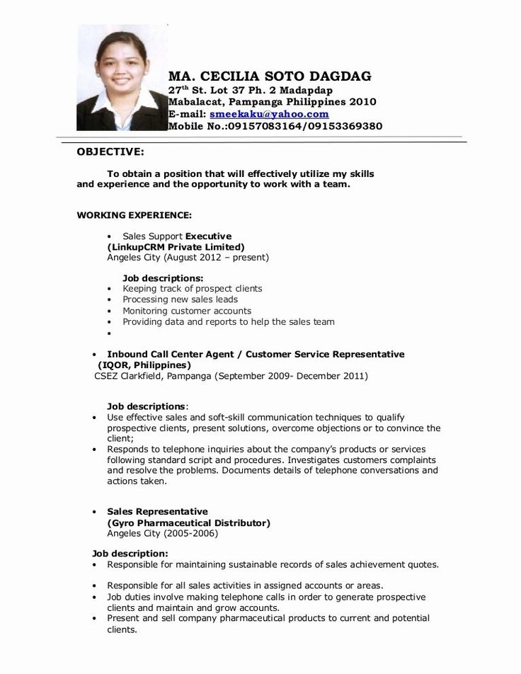 Call Center Jobs Description Resume Best Of Image Result For Objectives In Resume For Call Center No Job Resume Job Resume Examples Job Resume Samples