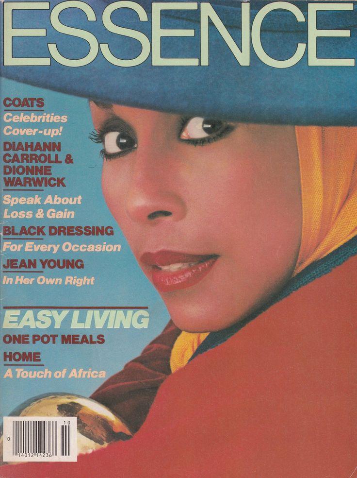 Essence: Diahann Carroll   COVERS   Pinterest   Diahann ...