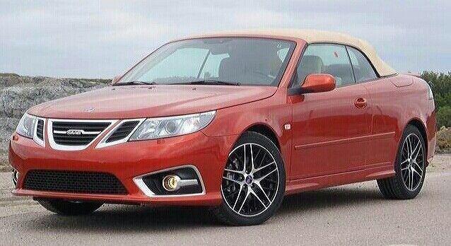 The 2011 Saab 9-3 Aero Independence Edition Convertible