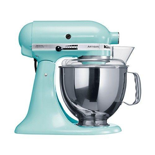 Love Love Love KitchenAid Artisan KSM150 Stand Mixer Ice