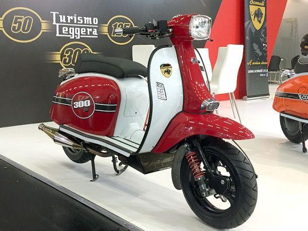 News scooter 2015 Intermot : Scomadi Turismo Leggera, Lambretta Spirit