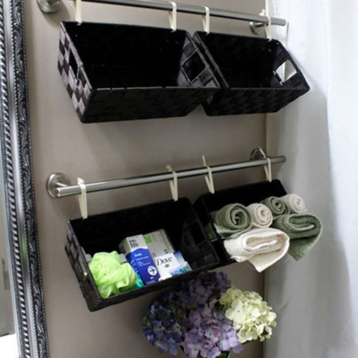 15 Awesome Ways To Stay Organized In The Bathroom! - blessings.com