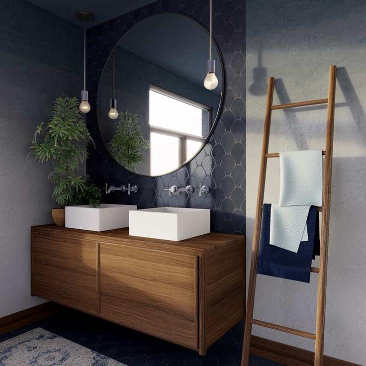 Bathroom Interior Designideas: ZedH #redecor #redecorentries # Designideas In