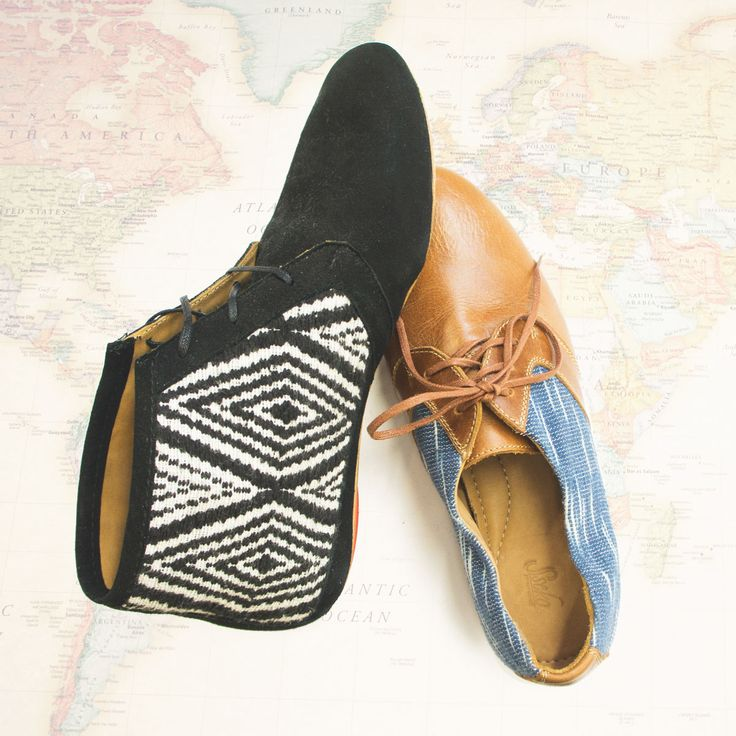 Get ready for fall with a pair of leather shoes handcrafted in East Africa. Shop Sseko's new collection + enter to win!
