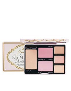 Too Faced - No Make-Up Make-Up - Palette de maquillage