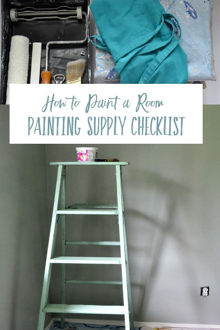 Painting Supply Checklist What Supplies Do I Need To Paint A
