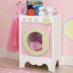 1000 images about pretend laundry room on pinterest children play front load washer and soaps. Black Bedroom Furniture Sets. Home Design Ideas