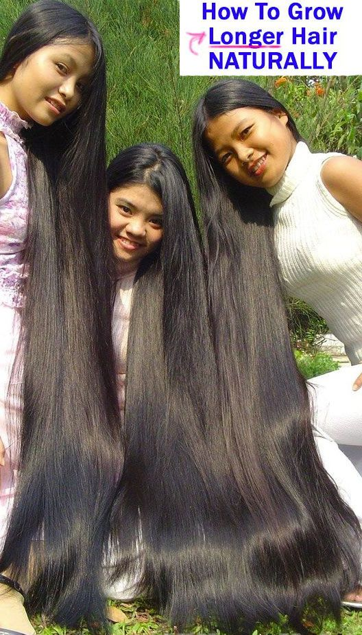 Want Thick, Luscious Hair fast? Try this amazing new technique.