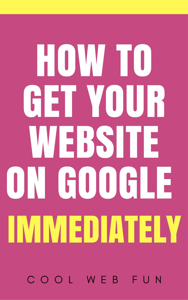 The 3 steps: How to verify your site on Google?.. Create a sitemap & index your website on Google super fast. Just click onhttp://www.coolwebfun.com/how-to-get-your-website-on-google/ and get your website on google immediately.