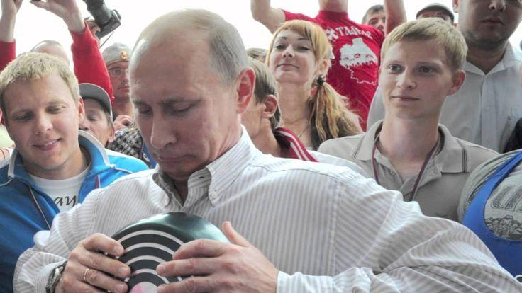 Vladimir Putin = Badass